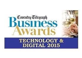 Business awards technology & digital 2015