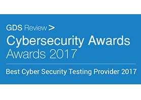 Best cyber security testing provider 2017