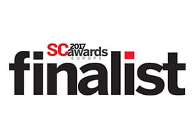 SC 2017 awards Europe finalist
