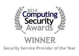 2014 computing security awards