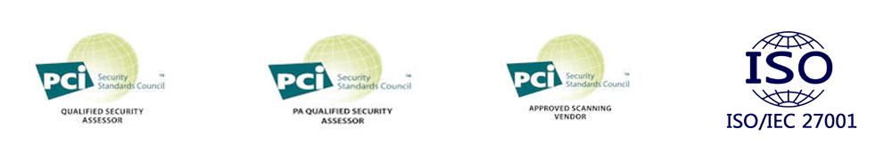 PCI (QSA, PAQSA, ASV) - ISO